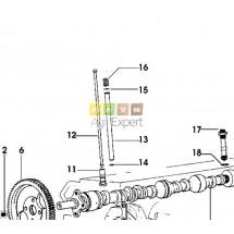 Pièces moteur Same, pièces moteur pour tracteur Same, kit