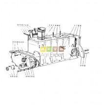 Pièces moteur David-Brown