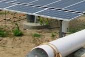 Irrigation : Pompage solaire