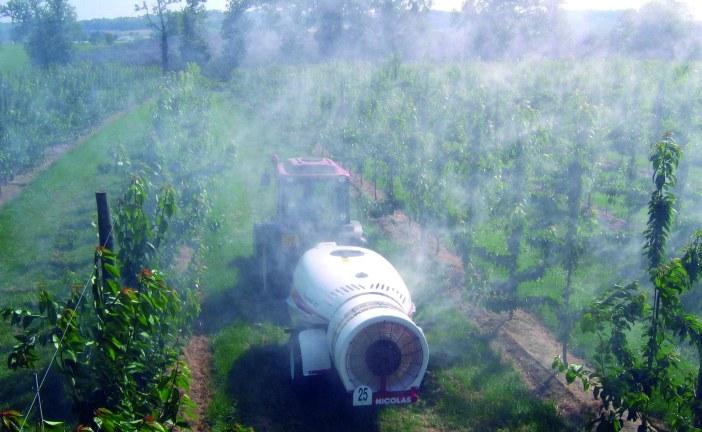 Traitements phytosanitaires et météo