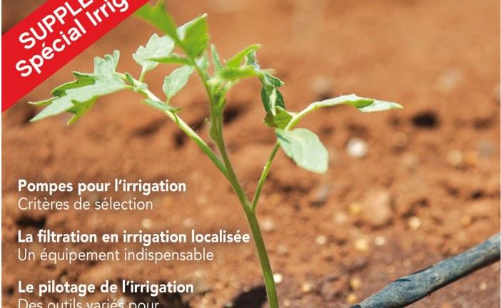 109 supplément Irrigation (Février 2018)
