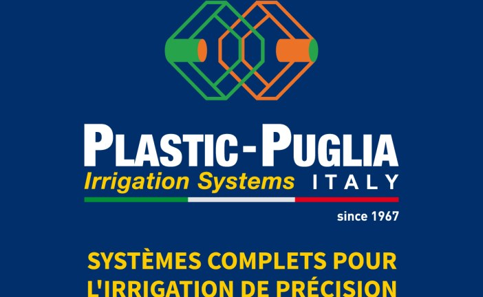 Plastic-Puglia: des systèmes complets pour une irrigation de précision