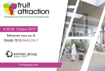 Kimitec Group, la biotechnologie naturellement productive, à Fruit Attraction 2019