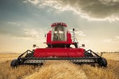 Case IH: Les moissonneuses-batteuses Axial-Flow de la série 4000 attirent l'attention du monde entier