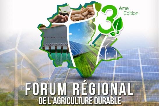 Forum: Les énergies renouvelables au service d'une agriculture durable