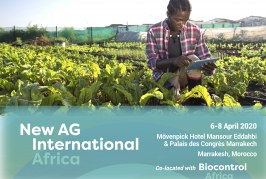 Deux grands événements au Maroc sur  la nutrition des plantes et la lutte biologique