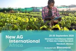 Septembre 2020: Deux grands événements au Maroc sur  la nutrition des plantes et la lutte biologique