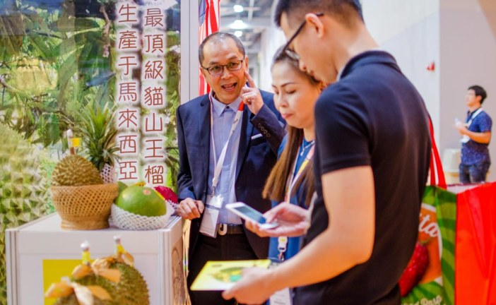 Salon Asia Fruit Logistica 2017
