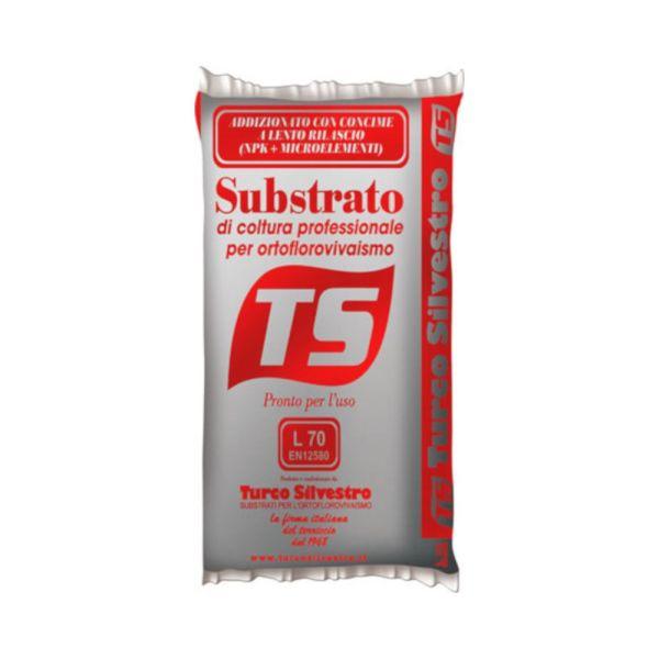 TS4 – Substrato Coltivazione Professionale