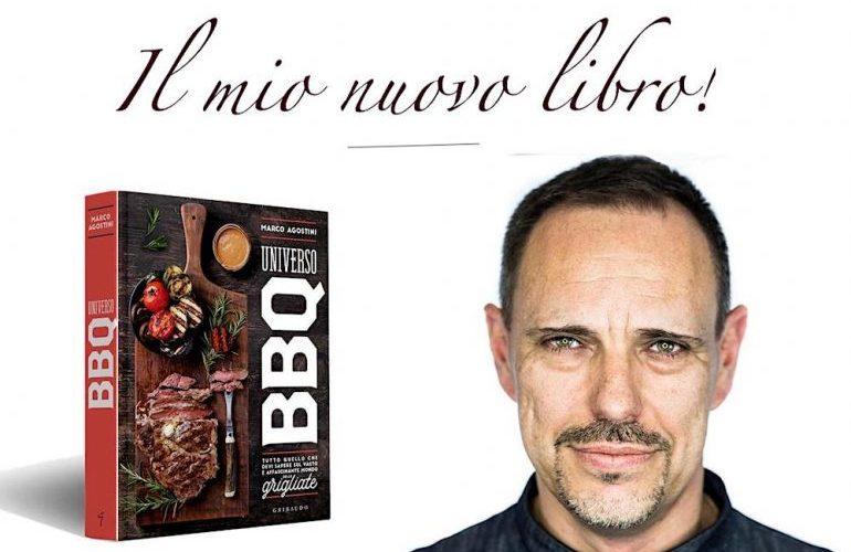 Universo BBQ il nuovo libro di Marco Agostini  Agribrianza
