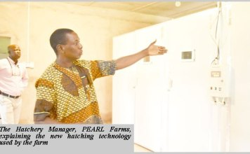 PEARL Farms Develops New Hatching Technology