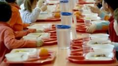 Bambini a mensa