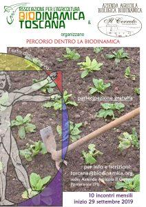 Percorso dentro la biodinamica: l'orto dimostrativo