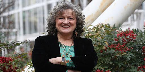 Maria Grazia Mammuccini, presidente di Federbio