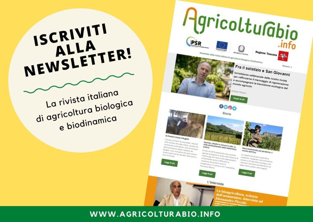 Newsletter Agricolturabioinfo