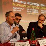 Aldo Paravicini con Enrico Amico e Carlo Triarico