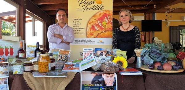 Luigi Montano e Amalia Buono