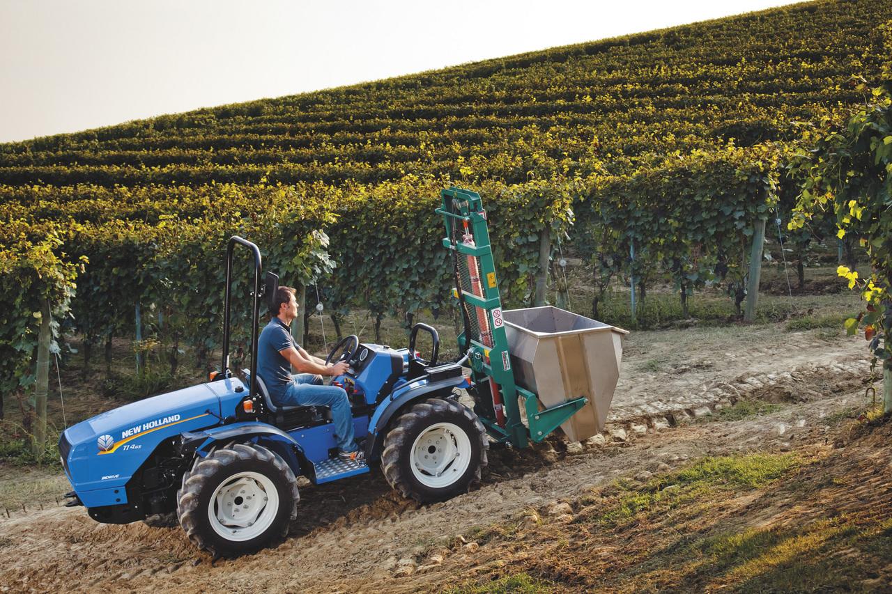 New Holland Agriculture rinnova laccordo con Goldoni