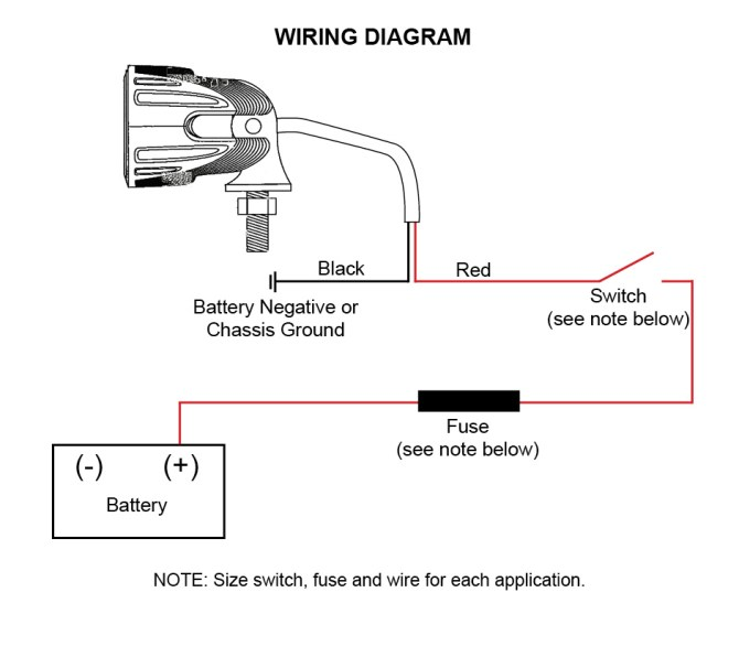 led light 12v 3 wire wiring diagram  circuit diagram wiring