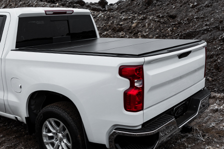 Lomax Hard Tonneau Covers Lineup Tri Fold Truck Bed Covers