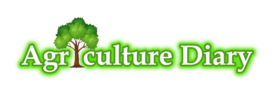 Agriculture dairy logo