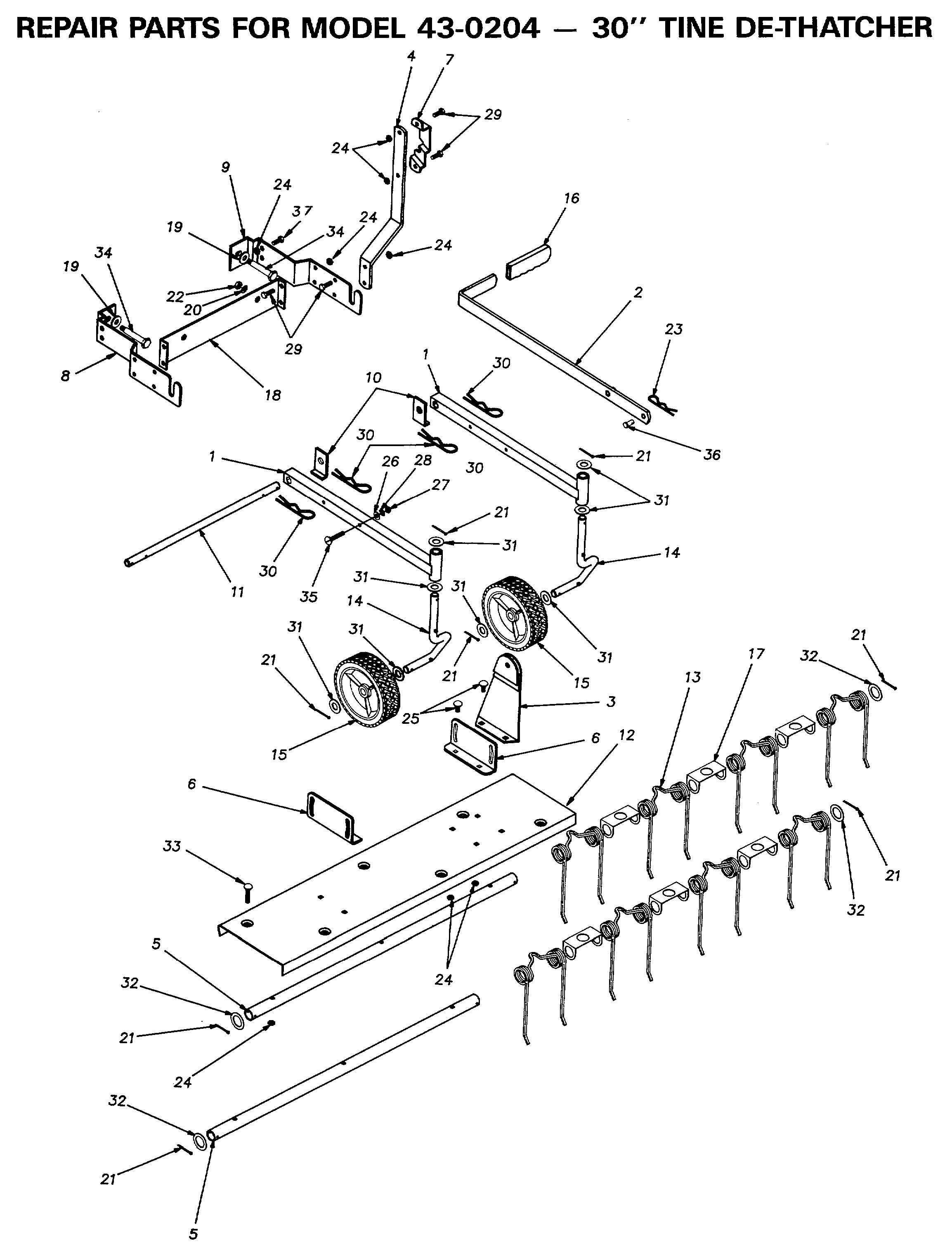 Fg317 Equipment