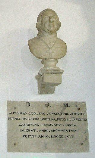Agrigento personaggi illustri: Antonino Cavaleri