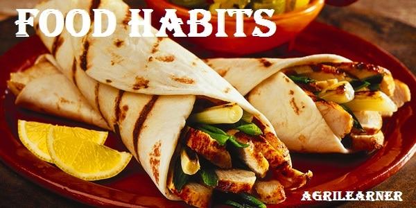 Food habits