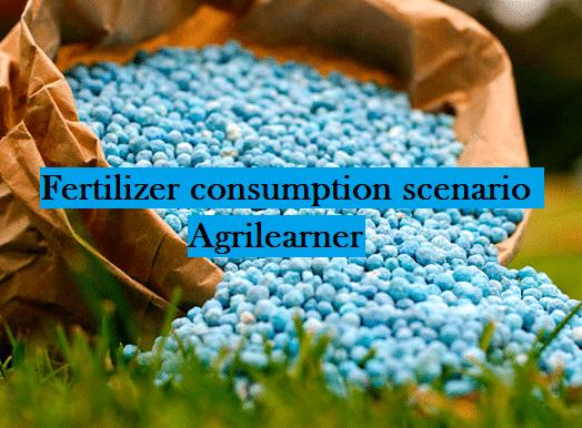 Fertilizer consumption scenario