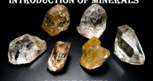 Introduction of Minerals