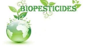 Scope of Bio-pesticides