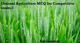 Agriculture Current Affairs 2018 Pdf Download - Agri learner
