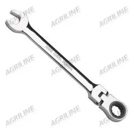 Flexible Head Ratcheting Combination Spanner 11mm