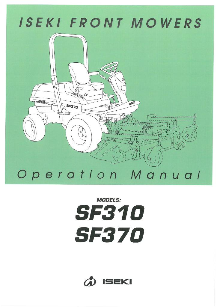 tractor wiring diagrams model - best place to find wiring and manual for  iseki sg13