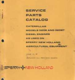 home new holland tractor machinery manuals other new holland manuals new holland caterpillar 3208 3208t engine  [ 824 x 1085 Pixel ]