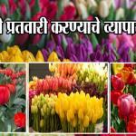 फुलांची प्रतवारी करण्याचे व्यापारी तत्त्वे