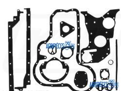 Pochette de joints inférieur moteur perkins AD4.203 pour