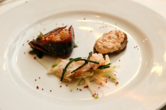 Wine & Executive Club - prato jantar - Vida Rural