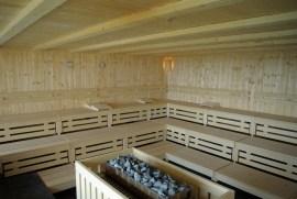 Using Sauna