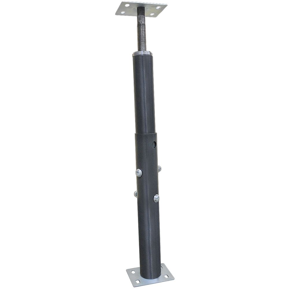 Floor Jack Adjustable 36 Inch Galvanized