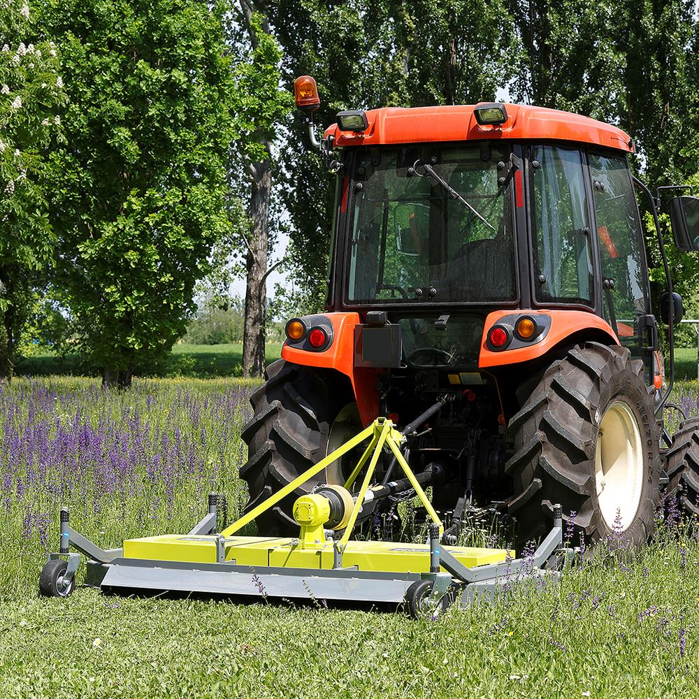5 Rear Finish Mower With Pto