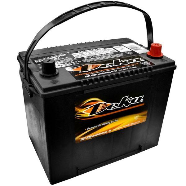 12 Volt Deka Batteries