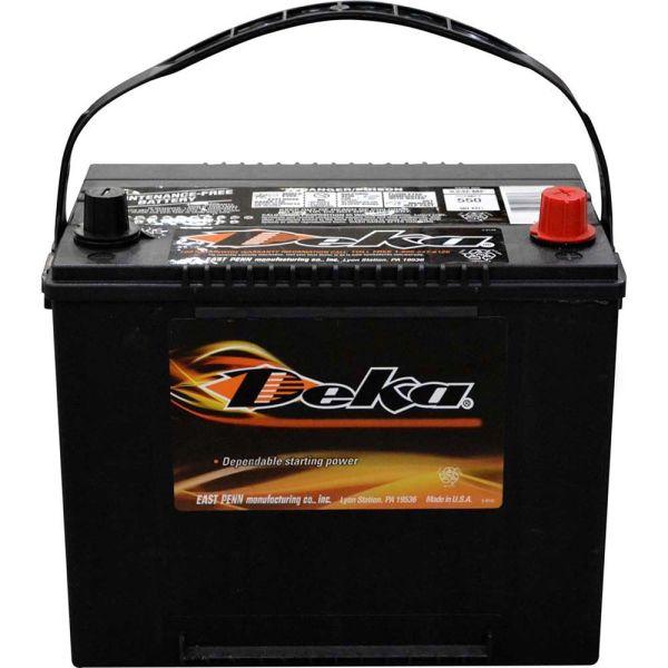 12 Volt 550 CCA Battery