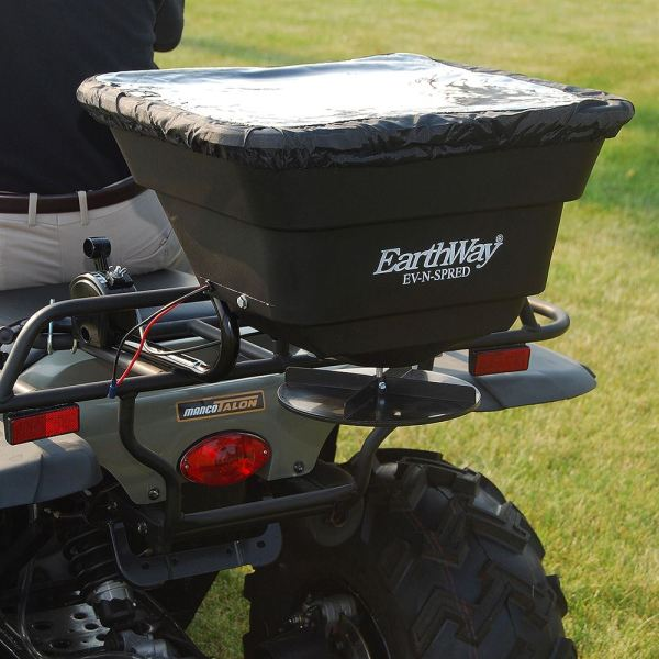 Atv 12 Volt Spreader Mounted Broadcast Agri Supply