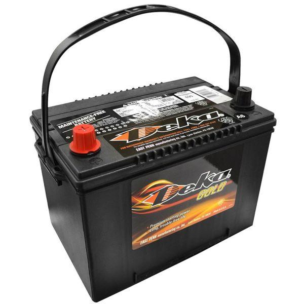 Volt Wet Charge Auto Battery 690 Cca Deka 51581