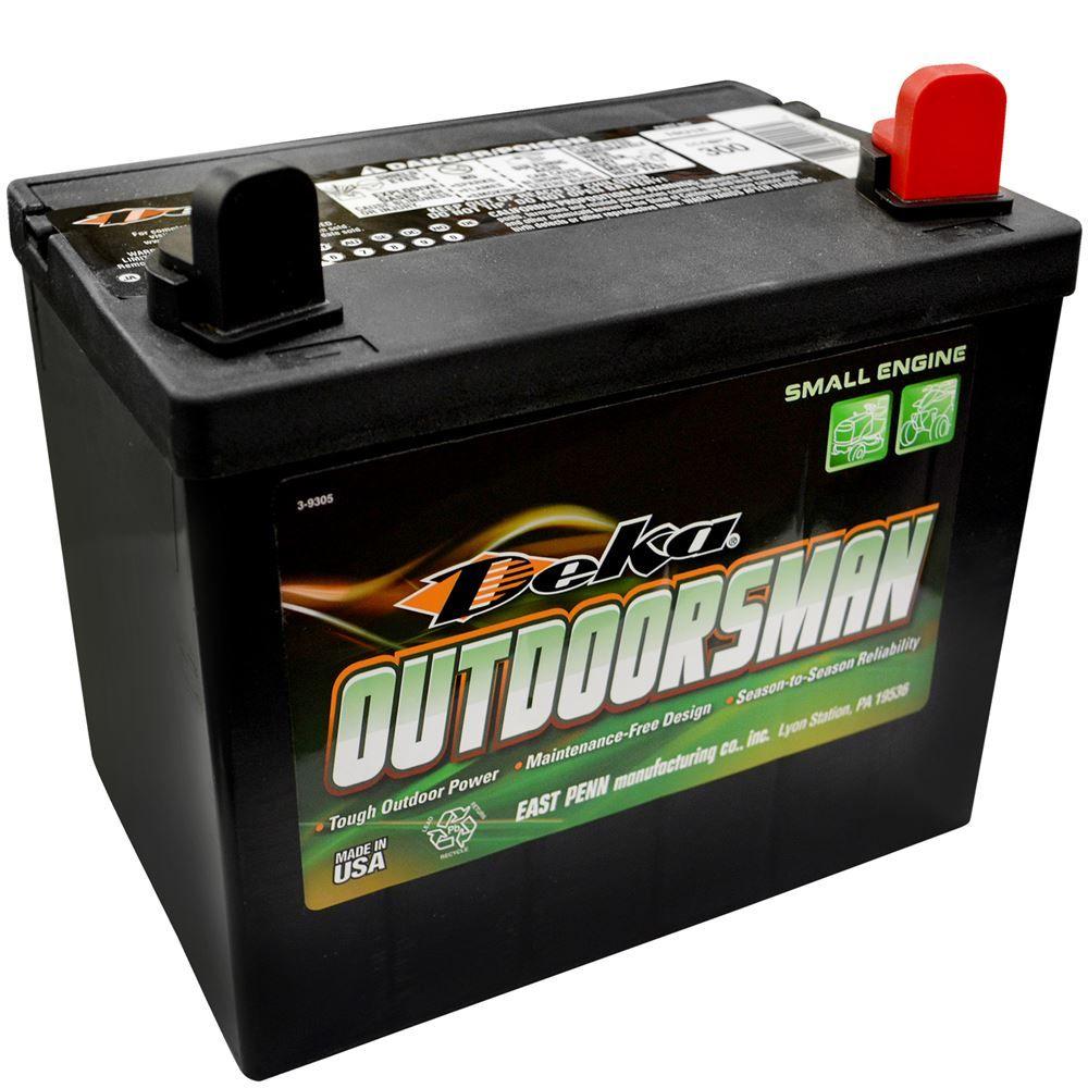 Deka BatteryGarden Tractor Battery