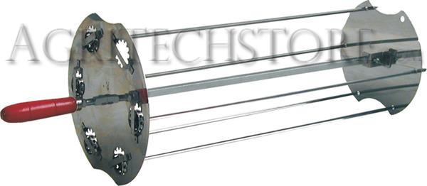 Raggiera satellitare optional per girarrosto 50 cm Art 530
