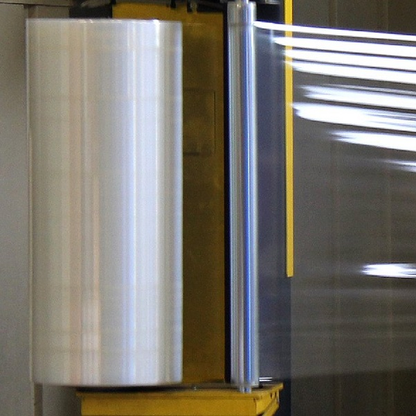 Machine Stretchwrap for pallet wrappers