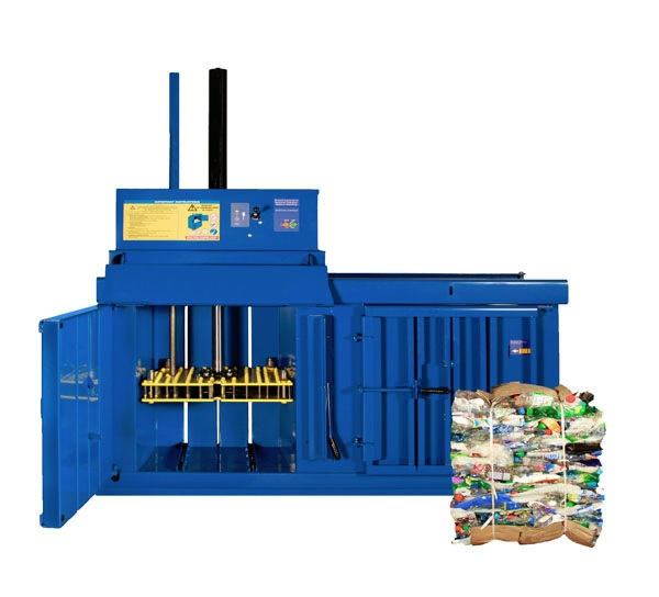 Ag-mac BP40 plastic bottle baler
