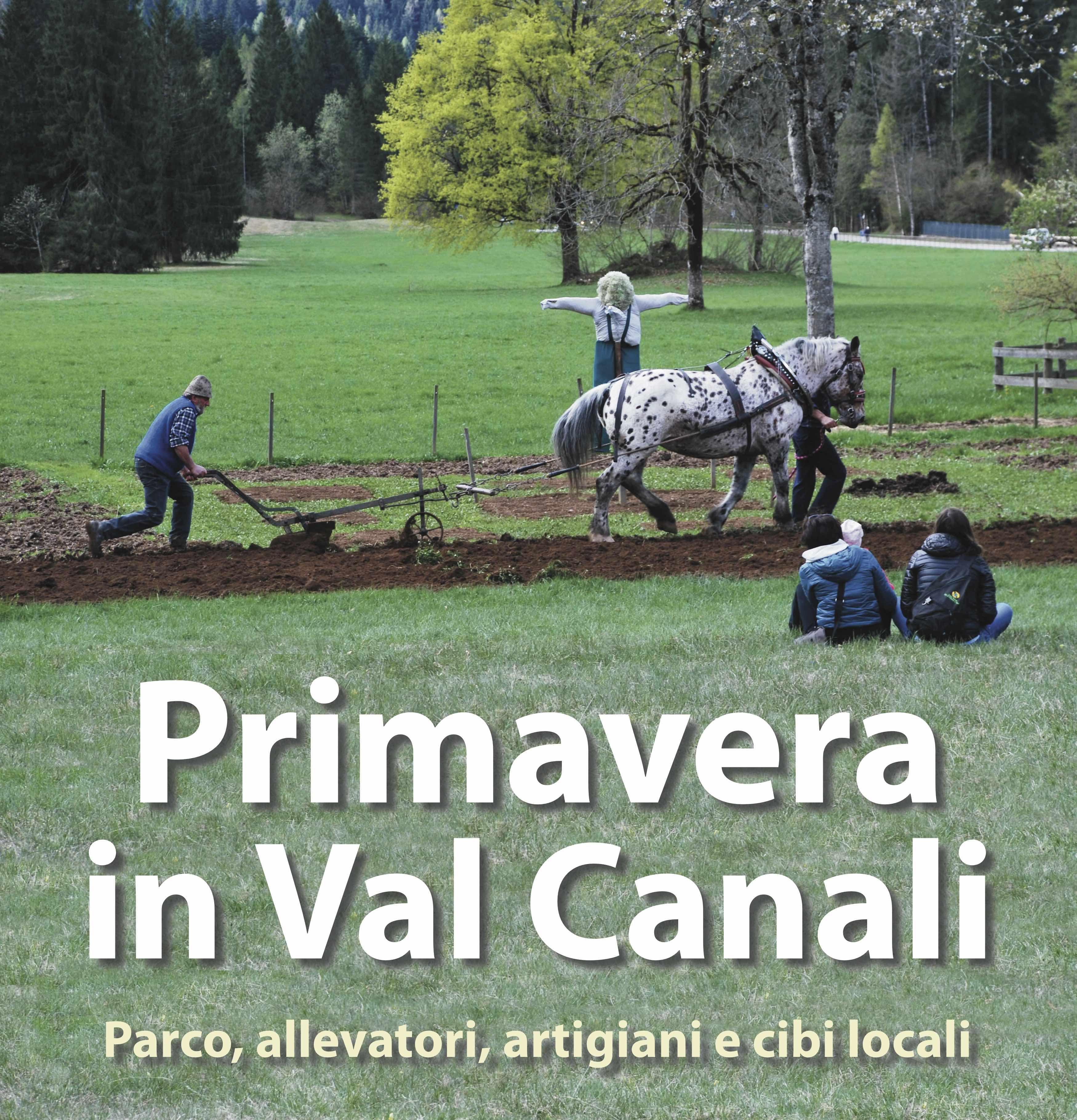 PRIMAVERA IN VAL CANALI – 24 e 25 aprile 2017